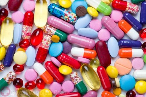 Chữa bệnh vẩy nến phấn hồng bằng thuốc Tây y