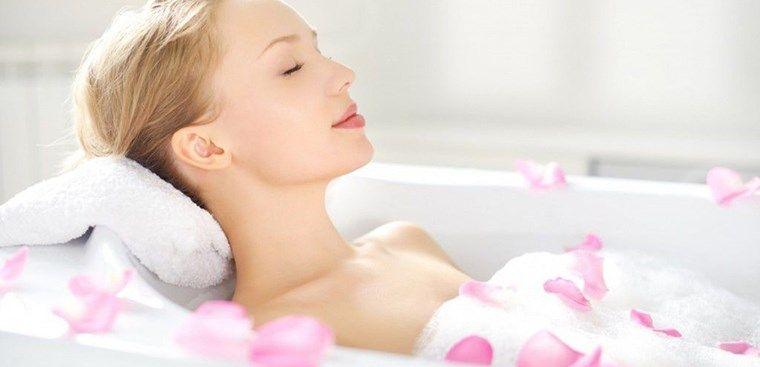 Vệ sinh da sạch sẽ phòng tránh bệnh vẩy nến không tái phát