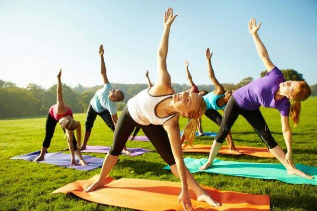 Thường xuyên tập thể dục giúp hạn chế tình trạng bệnh vẩy nến trở lại