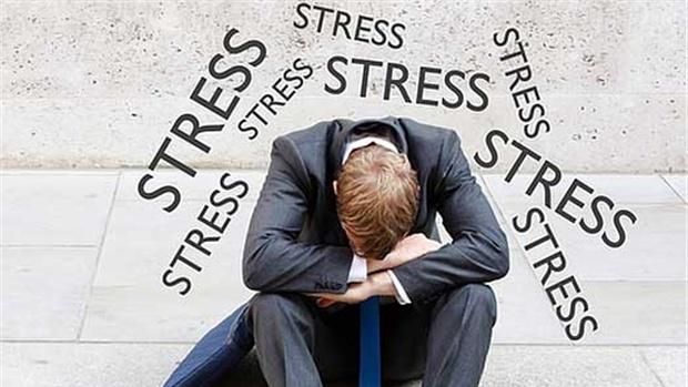 Stress làm bộc phát bệnh vẩy nến
