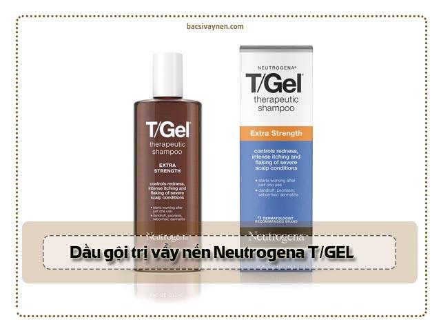 dầu gội Neutrogena-T/Gel trị vẩy nến