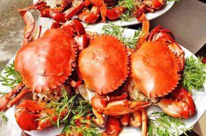 bị viêm khớp vảy nến không nên ăn hải sản