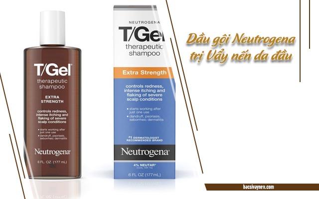 dầu gội Neutrogena trị vẩy nến da đầu