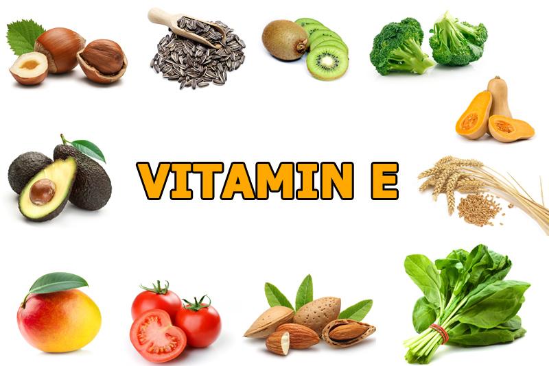 Kết quả hình ảnh cho vitamin e