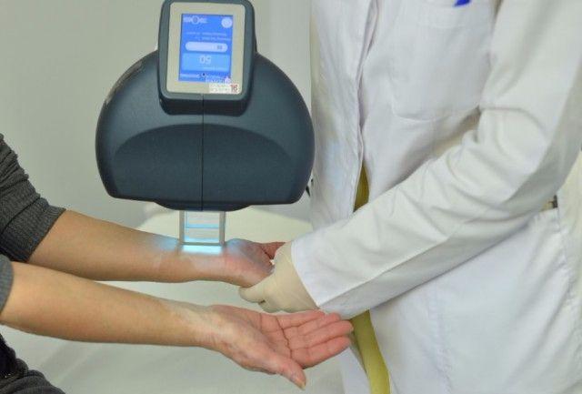 Chữa bệnh vẩy nến bằng phương pháp quang trị liệu