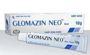 Thuốc bôi Glomazin Neo