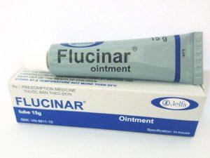 Thuốc bôi Flucinar