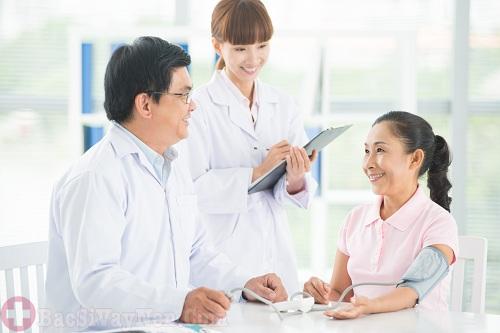 Khám sức khỏe định kỳ để phòng ngừa bệnh vẩy nến vào mùa đông
