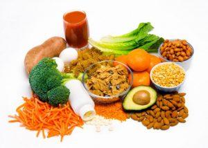 thực phẩm chứa folate