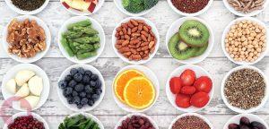 Thực phẩm chứa chất chống oxy hóa