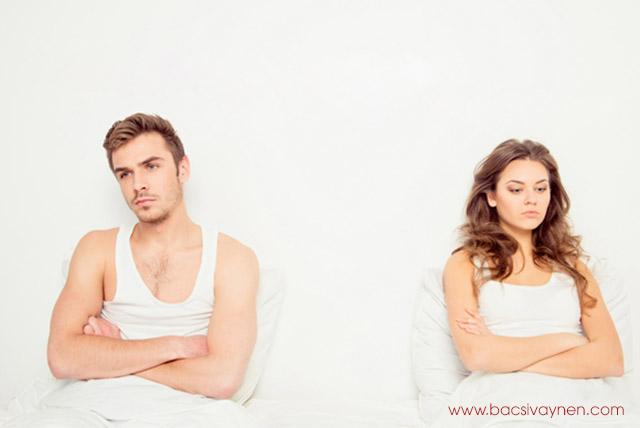 Ảnh hưởng của vẩy nến sinh dục đến tình dục