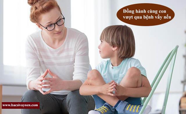 Bệnh vẩy nến ở trẻ em