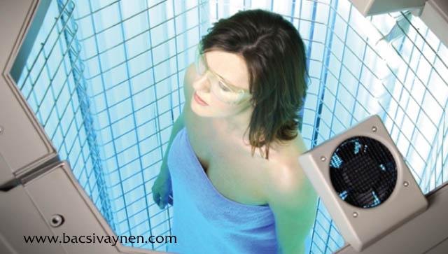 Chữa bệnh vẩy nến khi mang thai bằng liệu pháp ánh sáng